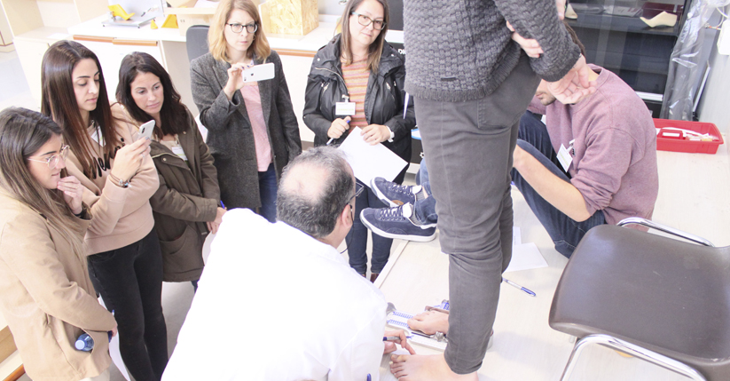 University of Alicante Master's Degree in Footwear begins in INESCOP